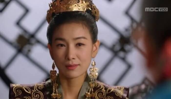 キムソヒョン(奇皇后の皇太后役)はどんな人?実は悪女のイメージとは真逆!?
