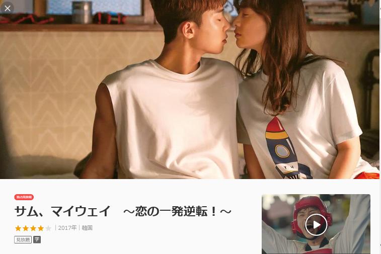 サムマイウェイ動画日本語字幕無料